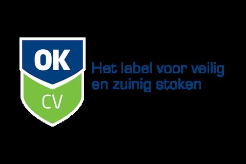 Licentiehouder OK CV label