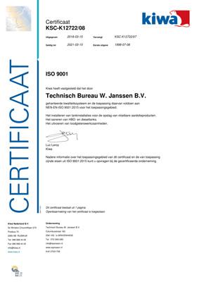 Certificaat-ISO-9001