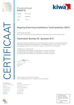 Certificaat-K903